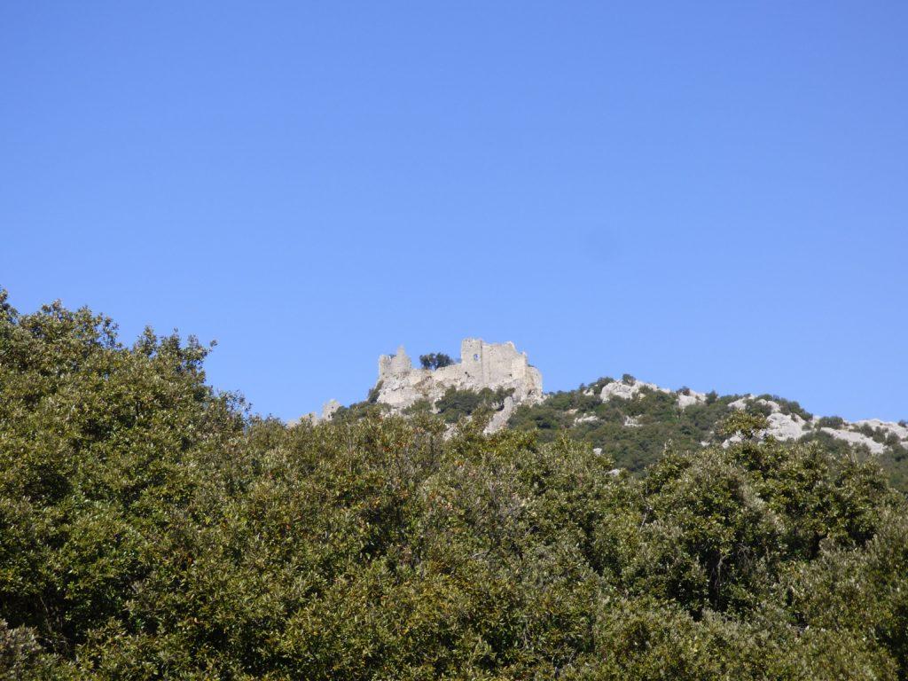 Randonnée autour du château de Montferrand