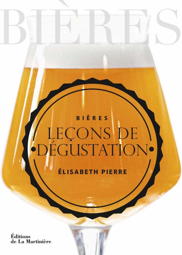 Livre bières leçons de dégustation