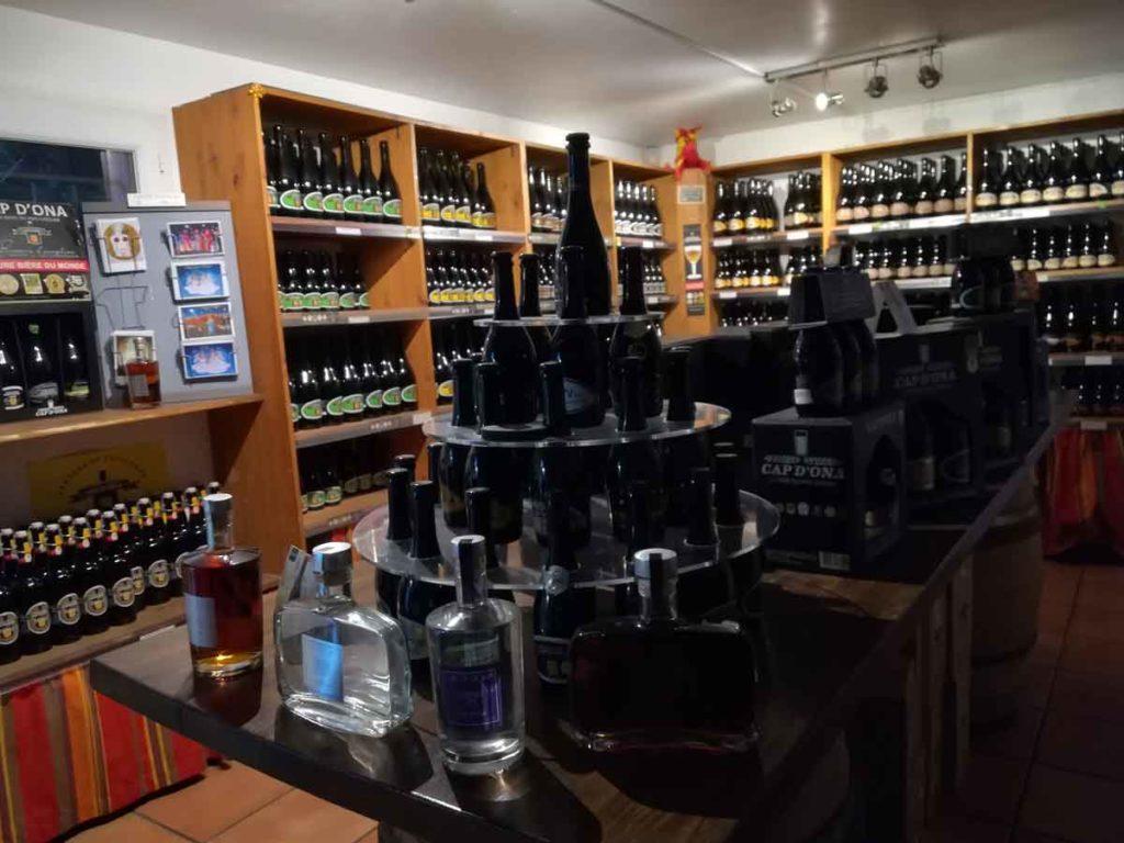Boutique Cap d'Ona