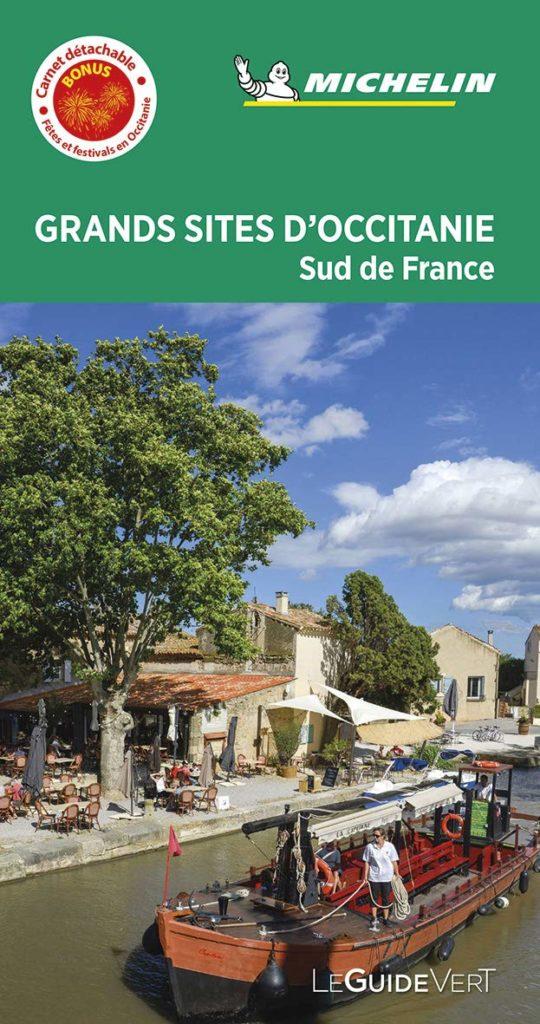 Livre les grands sites d'Occitanie - Sud de France