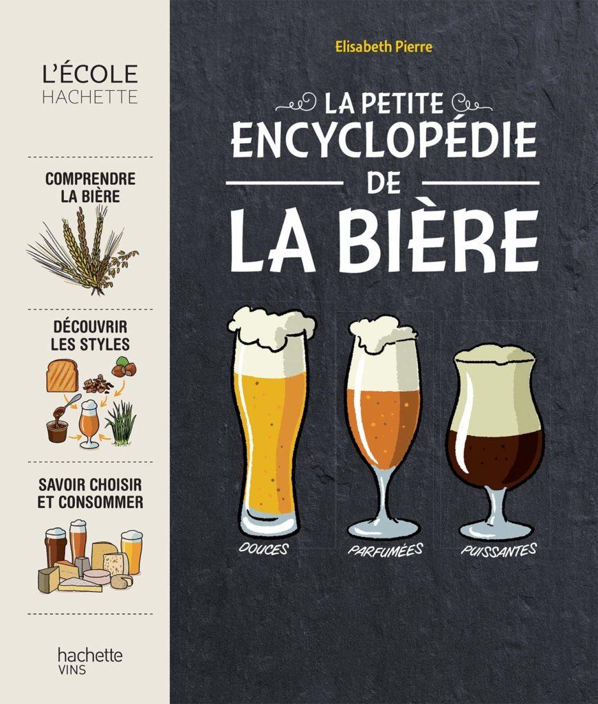 Livre la petite encyclopédie de la bière
